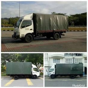 Lori Sewa Movers Transport Selangor Semenanjung