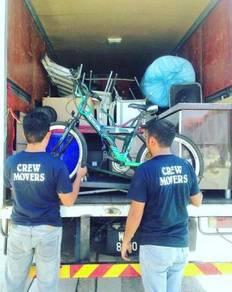 Lori Sewa Transport Rental Home Mover Pindah Rumah