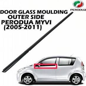 Door Glass Moulding Perodua MYVI LAMA - BARU
