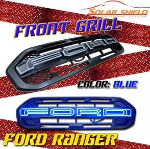 FORD RANGER T8 T7 XLT Front Grill T8 Grille