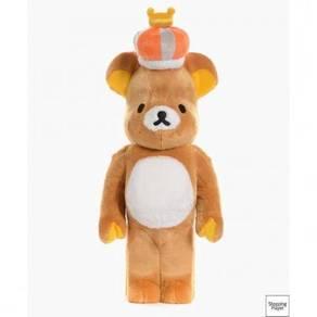 Medicom Toy Bearbrick 1000% Rilakkuma 10th