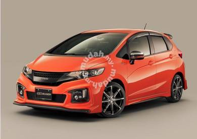 Honda jazz gk rs mugen rs bodykit pp with paint