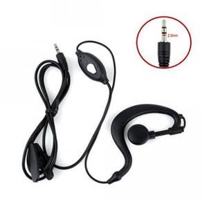 MOTOROLA TLKR T3/T4/T5/T6/T7/T8 Hook PTT Earphone