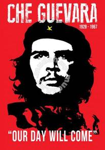 Poster CHE GUEVARA RED 1