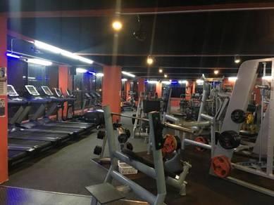 Gym Gim Taipan USJ (Nego)
