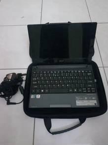 Notebook Acer preloved