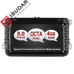 ISUDAR Android DVD Player for VW(with TPMS)