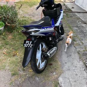 2014 Yamaha 135LC