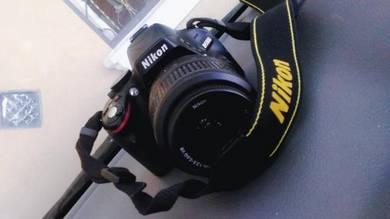 DSLR Camera Nikon D5100