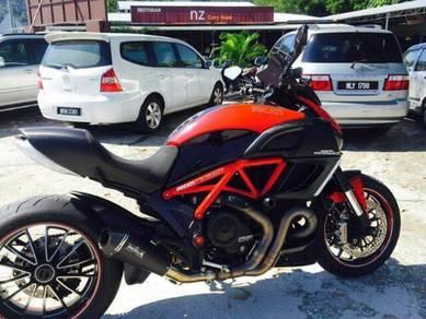 Ducati Diavel 2012 CBU