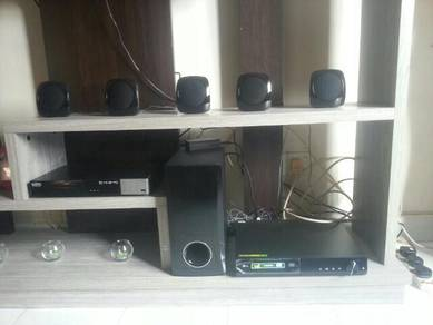 Lg dvd player   home theatre