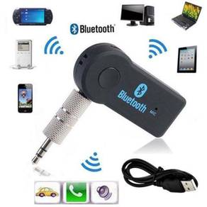 3.5 Car Wireless Bluetooth Audio Receiver Adapter