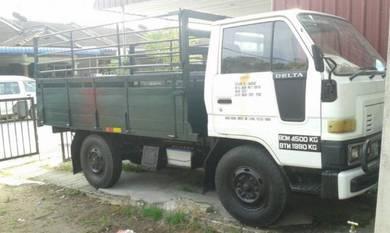 Lorry Daihatsu 1997