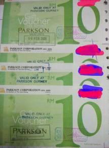 Parkson Shopping Vouchers