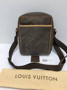 Louis Vuitton Messenger Citadin NM Terre