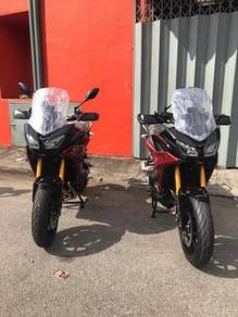 Yamaha MT-09 MT09 MT 09 Tracer 900 GT 900GT ABS