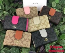 Casual short wallet with box