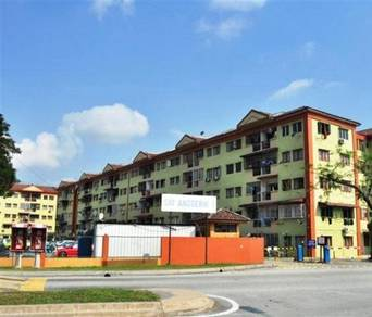 Sri anggerik 2 apartment puchong
