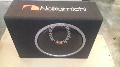 Nakamichi 12inch active subwoofer with amplifier 3
