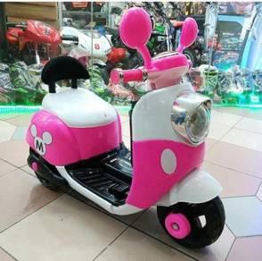 Kids cute motorbike motor kanak-kanak Toys jb'/