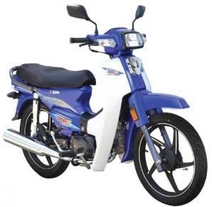 SYM E-SR 110cc