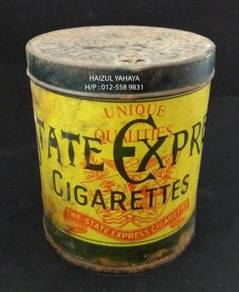 State Express 2 - Collectible Tin Can