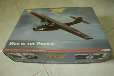CORGI PBY Catalina Black Cat 1/72