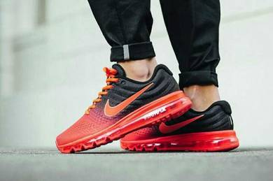 Nike airmax 2017 orange