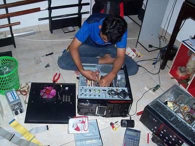 Repair komputer dan cctv