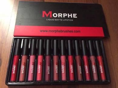 Liquid Matte Lipstick 12 Colors
