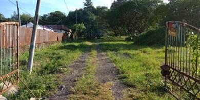1.3 Acres of land in 5-1/4 mile, Jln Kuala sawah