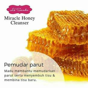Miracle honey cleanser