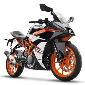 Ktm rc390/rc 390 -New facelift/ 90% Credit