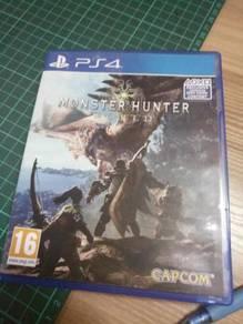 Monster Hunter World (R2) PS4