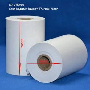 Quality 100 Rolls POS Cash Register Thermal Receip
