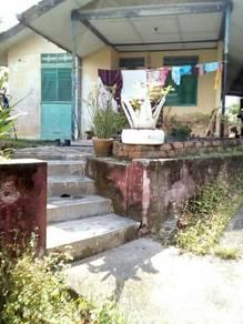 Rumah untuk di jual muadzah shah
