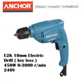 ANCHOR 450W 10mm Electric Drill