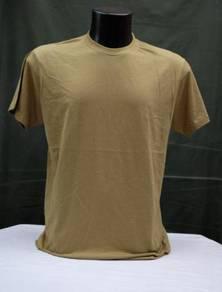 Borong Baju Roundneck 170GSM Tangan Pendek