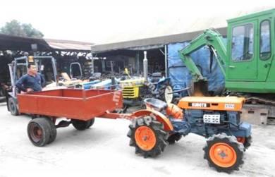 Tractor Kubota 4X4 Model B6000