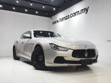 Recon Maserati Ghibli for sale
