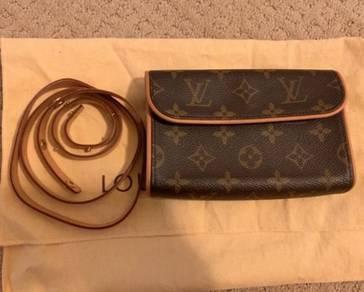 Louis vuttion waist bag for women