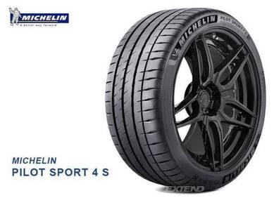 Michelin pilot sport 4 s 235/35/19 new tyre tayar