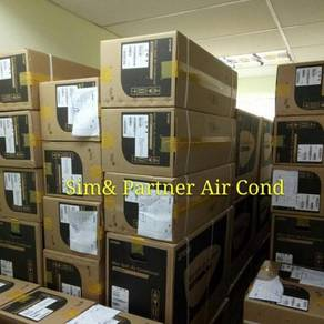 York 2019*new aircond air con 1hp*siap pasang 1099