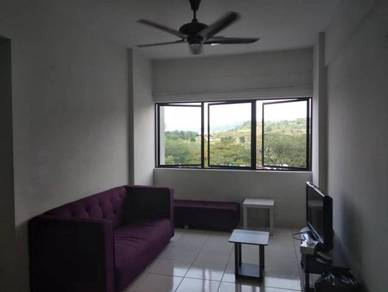 Basic unit in Suria Rafflesia/Ixora Apartment, Setia Alam (LAST UNIT)