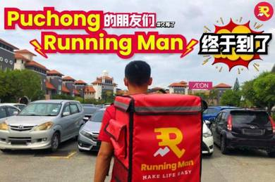 RunningMan Food Delivery Services