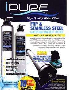 IPure Korea FRP Outdoor Sand Water Filter