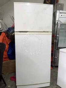 Fridge Freezer Refrigerator Elba Peti Big Sejuk