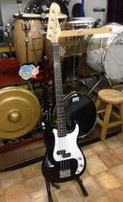 Deviser Bass Guitar 4 String (L-B1-4)