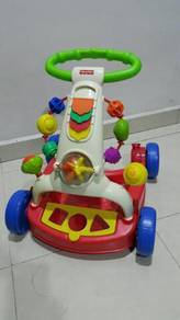 Fisher Price Walker Training