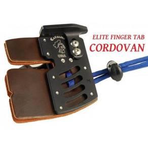 Archery - Finger tab AAE Elite Codovan